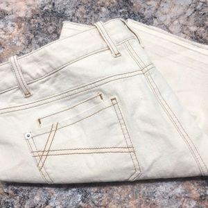 Loft NWT denim skirt size 14
